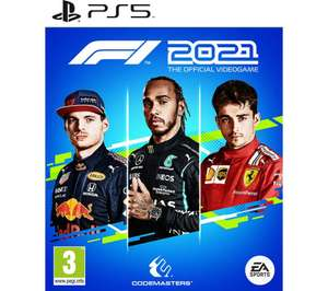 [PS5/PS4/Xbox] F1 2021 - £31.99 delivered @ Currys PC World