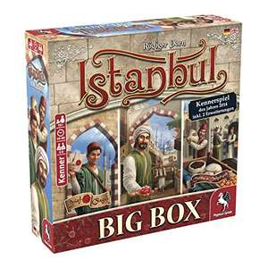 Istanbul Big Box Board Game - £26.16 Dispatched from and sold by Amazon EU - UK Mainland