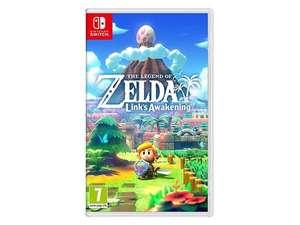 (Nintendo Switch ) The Legend Of Zelda: Link's Awakening - £15.47 delivered @ BTSHOP