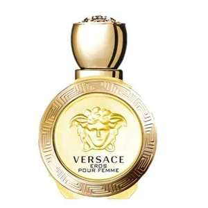VERSACE Eros Pour Femme Eau de Toilette for her 50ML £32.00 with Free Delivery From The Perfume Shop