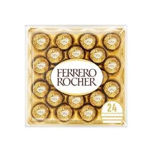 Ferrero Rocher Gift Box of Chocolate 24 Pieces £5.75 @ Asda