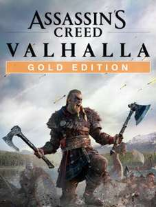 Assassin's Creed Valhalla - Gold Edition - PC £40.31 @ Ubisoft