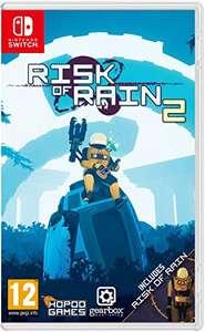 Risk Of Rain 2 (Nintendo Switch) £12.99 (Prime) / £15.98 (Non prime) Delivered @ Amazon