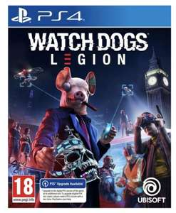 [PS4] Watch Dogs Legion (Free PS5 Upgrade) - £13.95 delivered @ The Game Collection