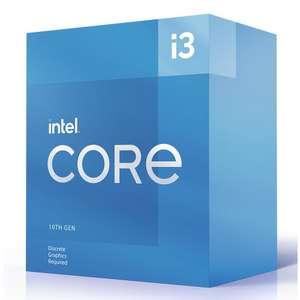 Intel Core i3-10105F 4.4GHz Processor - £76.33 @ Novatech