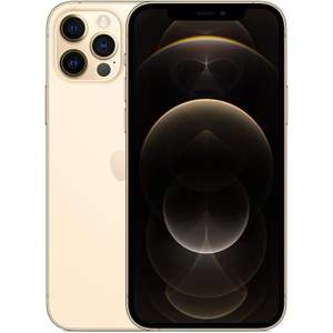 Apple iPhone 12 Pro 128GB Gold on Three £33.00pm / 24 month + Upfront cost £295.00 Total £1,087.00 at Uswitch / mobilephonesdirect.co.uk