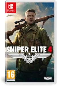 Sniper Elite 4 Switch Game Nintendo Switch £20.85 @ ShopTo