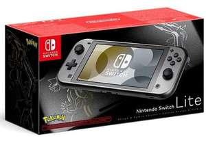 Nintendo Switch Lite Dialga Palkia Edition £188.49 Pre Order - Using Code @ Home Essentials