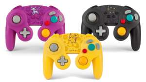 Pokemon Umbreon / Espeon / Pikachu Switch Controller, £27.94 each delivered at Aldi