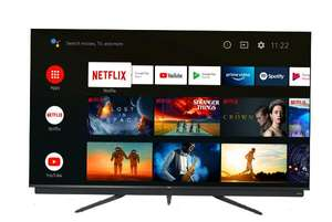 TCL 75C815K 75 Inch QLED 4K Ultra HD Android TV £659.96 instore (Members Only) @ Costco (Sheffield)
