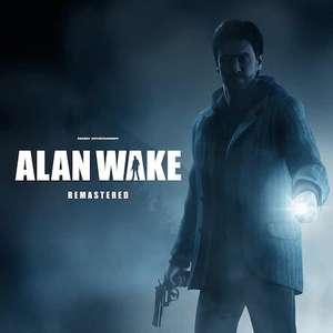 Alan Wake Remastered [PS5] Pre-Order - No VPN Required £17.19 @ PlayStation PSN India