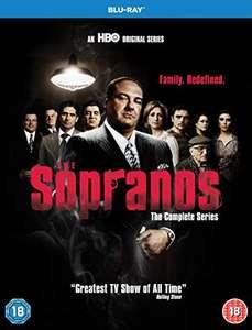 The Sopranos: The Complete Series [Blu-ray] £39.99 @ Amazon