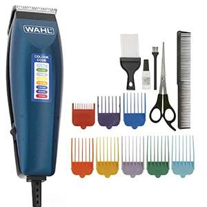WAHL Hair Clippers for Men, Colour Pro Corded Clipper, Head Shaver, Men's Hair Clippers - £12 Prime / +£4.49 NonPrime @ Amazon