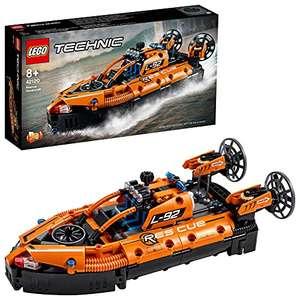 LEGO Technic 42120 Rescue Hovercraft £22 delivered at Amazon