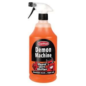 CarPlan Demon Machine Rapid Dirt Shifter £1.50 @ B&M Willesden