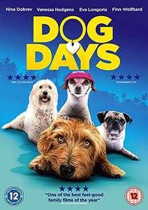 Dog Days [DVD] 99p (Prime) + £2.99 (non Prime) at Amazon