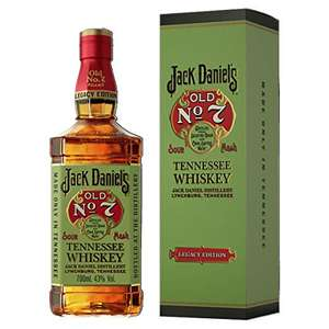 Jack Daniel's Legacy Old No 7 Tennessee Whiskey 70cl - £22 @ Amazon