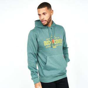 Duck & Cover 100% cotton hoodies in a range of colours (e.g. Chatham hoodie in deep green) for £15.99 delivered using code @ Duck & Cover