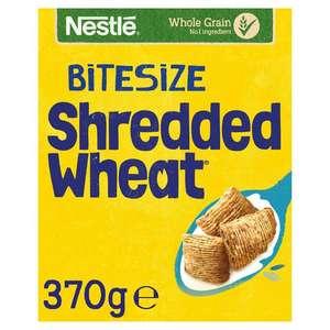 Bitesize Shredded Wheat, 370g (rollback) - £1 @ Asda