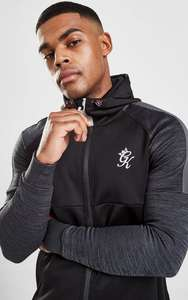 Gym King Full Zip Fade Hoodie £30 (Free click & Collection / £3.99 Delivery) @ JD Sports