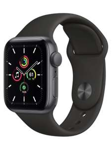Apple Watch SE, 40mm, GPS [2020] – Space Grey Aluminium Case with Black Sport Band - £195 delivered @ ElekDirect (AO Outlet Store)