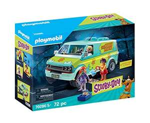 Playmobil Scooby-Doo! 70286 Mystery Machine with Monster Hunting Tools and Figures - £24.55 at Amazon Germany