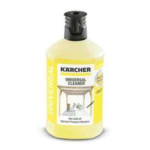 Karcher universal cleaner 1L 10p at B&M (Batley)