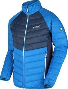 Men's Halton IV Lightweight Quilted Hybrid Walking Jacket £29.95 delivered using code @ Regatta