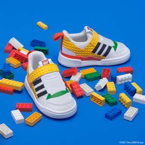 adidas Forum 360 x Lego Kids Trainers £24.50 delivered using unique code @ adidas
