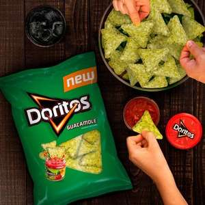 9 X Doritos Guacamole Flavour Corn Chips 230g Sharing Packs (Best Before 18th July) £3 Delivered @ Yankee Bundles