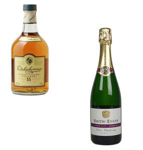 Dalwhinnie 15 Year Old Whisky (70cl) + Smith & Evans Higher Plot Sparkling Chardonnay (750ml) £40.50 delivered with code @ The Drop Store