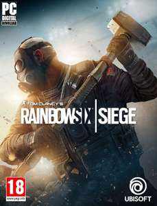 [PC] Tom Clancy's Rainbow Six Siege - £3.36 / Deluxe Edition - £4.11 with code @ Gamersgate