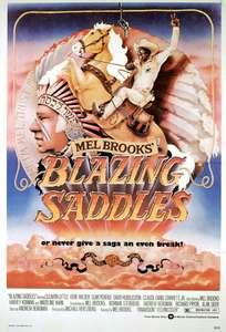Blazing Saddles HD Rental - 99p at Rakuten