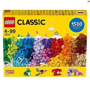 LEGO Classic 10717 Bricks Bricks Bricks - £25 at Asda
