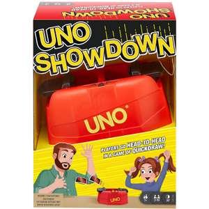 UNO Showdown Card Game - £4.50 + free Click & Collect @ Argos