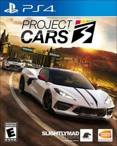 Project Cars 3 (PS4) for £3 instore @ Asda Gosforth