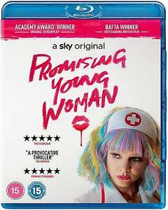 Promising Young Woman [2021] (Blu-ray) £7.99 @ The Entertainment Store (Ebay)