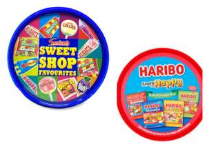 Swizzels Sweet Shop Favourites 750g/Haribo Share the Happy Tub 600g. 2 for £7 @ Asda