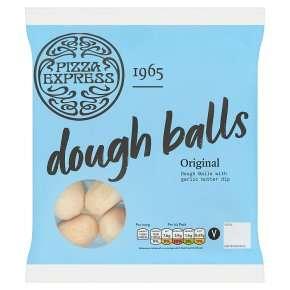Pizza Express Dough Balls with Garlic Dip x16 - £1.50 at Waitrose