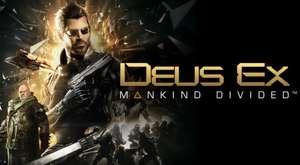 Deus Ex: Mankind Divided (Steam PC) £2.36 @ Fanatical