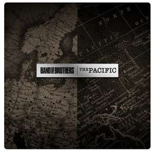 Band of Brothers and The Pacific in HD - £17.99 iTunes Store