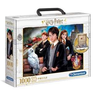 Harry Potter 1000pc Clementoni 61882 puzzle. £5.99 + £3.49 delivery @ Home Bargains