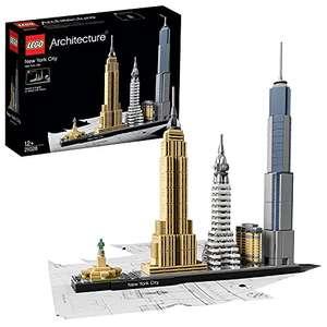 LEGO Architecture 21028 New York City Skyline Building Set £31.99 at Amazon