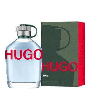HUGO BOSS HUGO Man Eau de Toilette 200ml - £39.95 at LOOKFANTASTIC