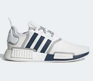 Adidas NMD_R1 Cloud White/Crew Navy/Grey Two - £46.20 delivered with code @ adidas