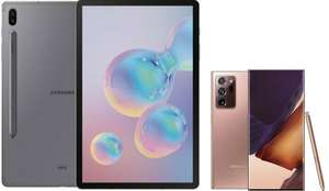 Samsung Galaxy Tab S6 Refurbished - £209.99   Note 20 Ultra - £514.99   Note 20 Smartphone - £364.99 + More With Code @ 4Gadgets