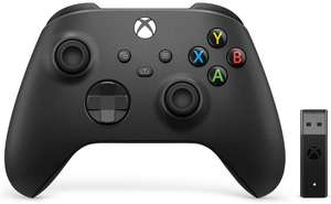 Xbox Wireless Controller + Wireless Adapter for Windows £44.99 Delivered @ Amazon