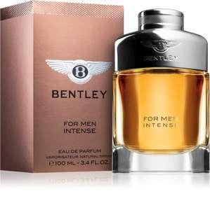 Bentley For Men Intense Eau de Parfum for Men 100ml - £18.32 with code at Notino
