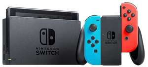 Nintendo Switch Neon Console - £243.49 / £264 With 2 Games + Switch Dock Delivered @ Home Essentials