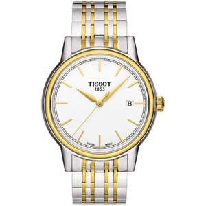 Mens Tissot Carson Watch £174.30 Delivered using code @ Watch Shop